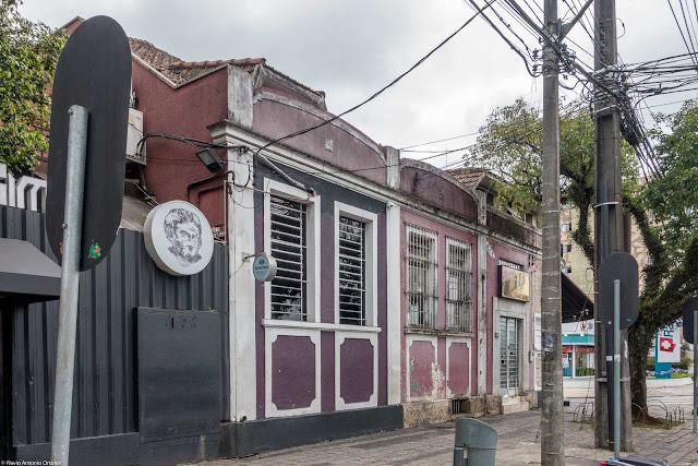 Casa na Avenida Manoel Ribas