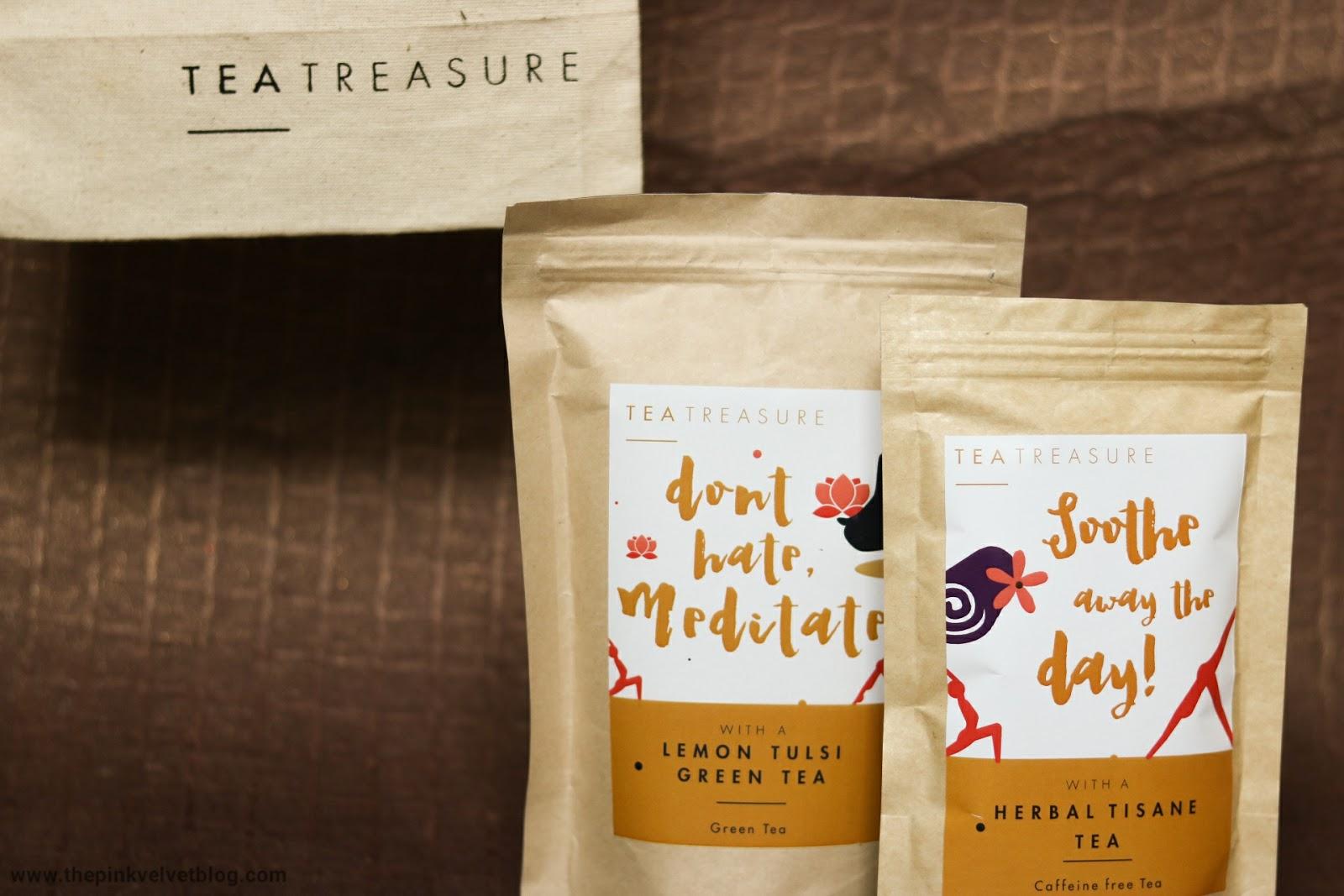Tea Treasure Herbal Tea