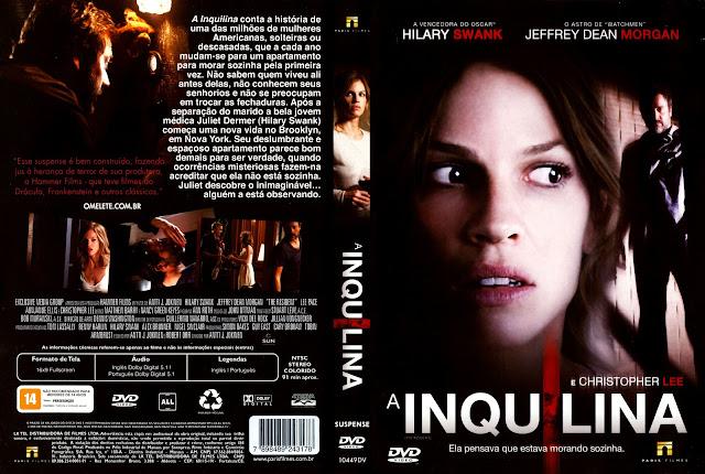 Capa DVD A Inquilina
