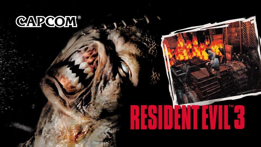 resident evil 3 remake capcom tease nemesis jill valentine