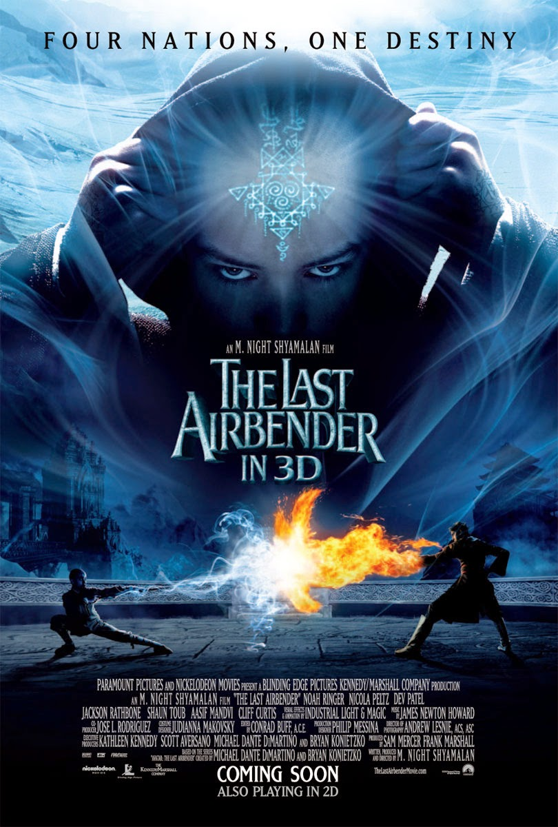 The Last Airbender (2010) BluRay 720p