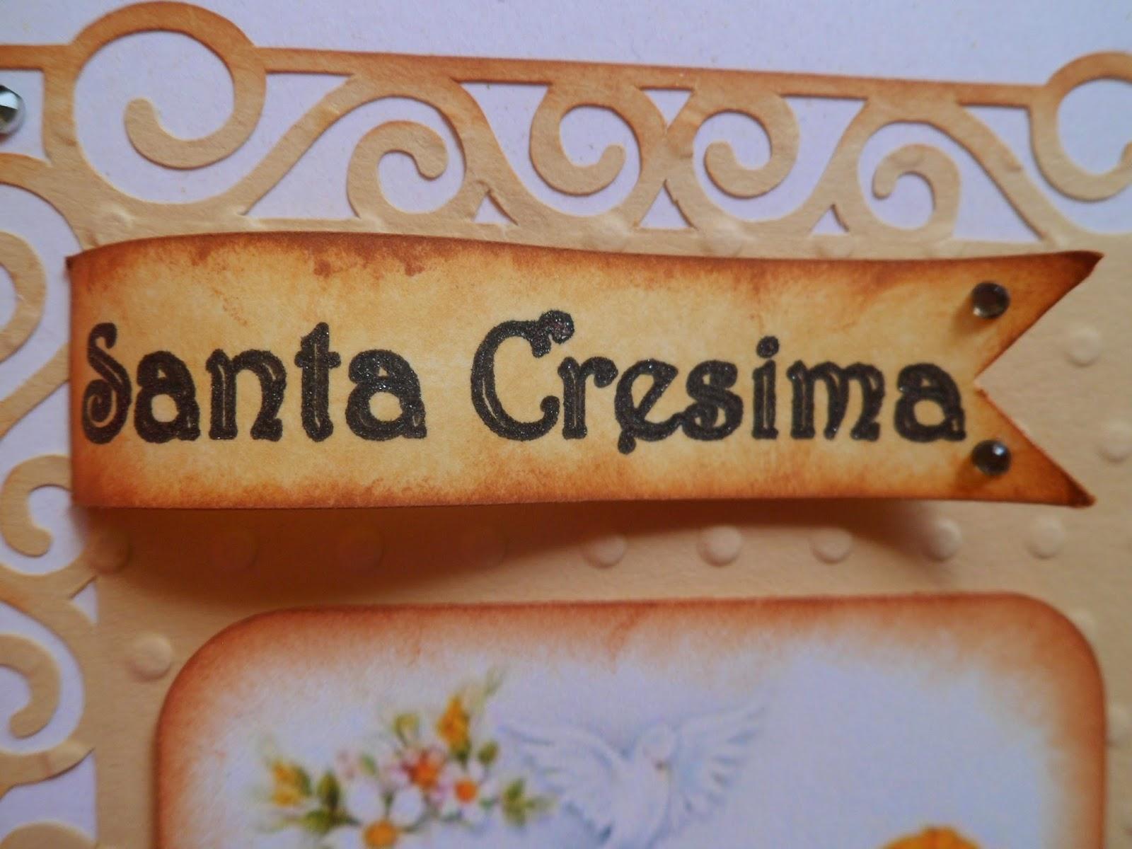 Très Chichi's Scrap: Rassegna Cresima - Parte IV LK72