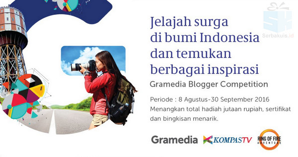 Gramedia Blogger Competition