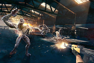 Download Game Zombie Best Free Shooter Game V1.3 MOD Apk ( Unlimited Money / Ammo )