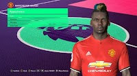 Paul Pogba New Hair (Fix + Update) - PES 2017