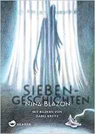 Neuerscheinungen im August 2018 #3 - Siebengeschichten von Nina Blazon