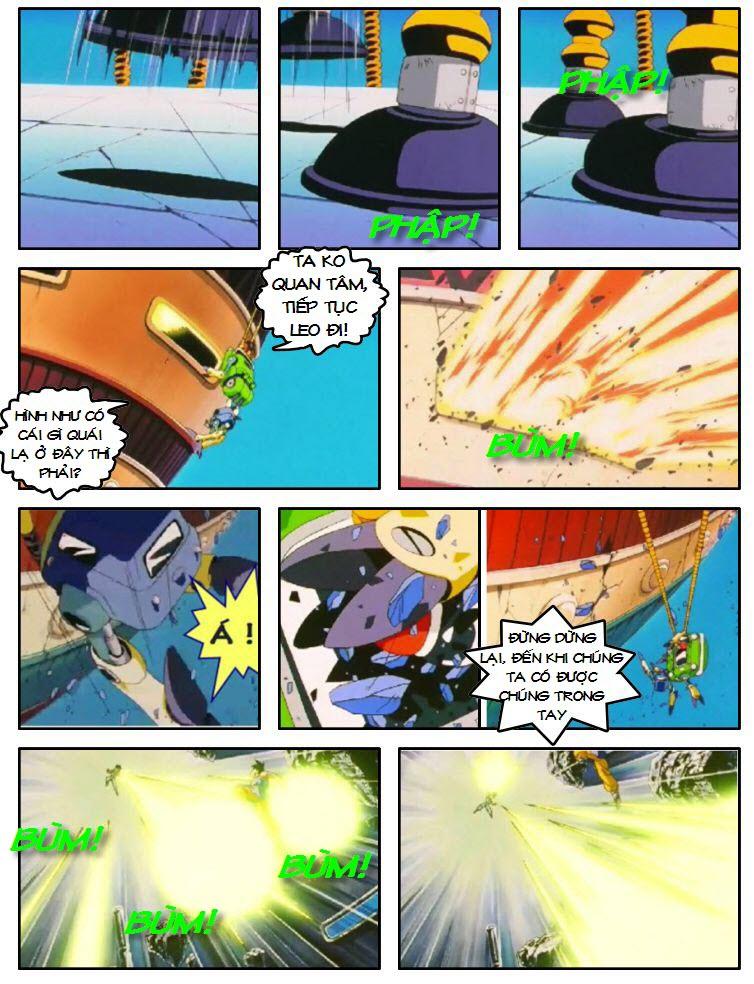Dragon Ball GT chap 1 - Trang 7