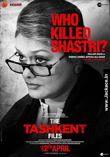 The Tashkent Files First Look Poster 4