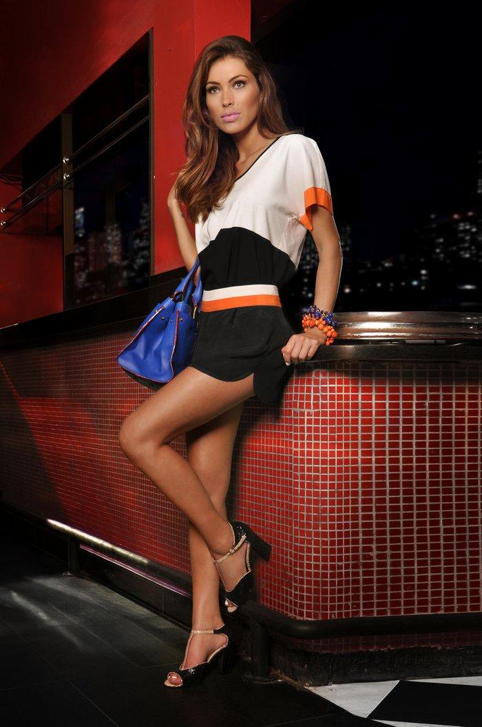 Diana Villas Boas Elementais Fall Winter 2012 Campaign