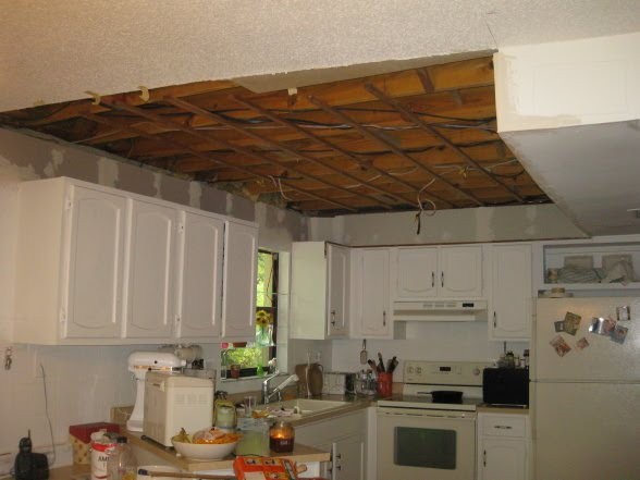 Replace Kitchen Cabinets Moen Two Handle Faucet The Wonders Of Doing: Home Projects