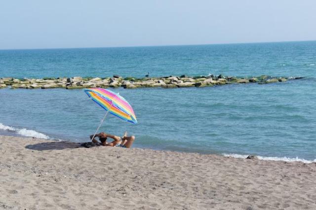 Woodbine Beach em Toronto