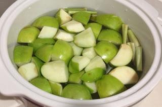 9 Manfaat Apel Hijau dan Serai