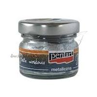 http://swiatdecoupage.pl/Pasta-woskowa-metaliczna-SREBRNA-PENTART-20ML-p266