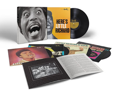 Little Richard's Mono Box: The Complete Specialty and Vee-Jay Albums