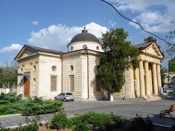 Херсон. Собор св. Катерини. 1786 р.