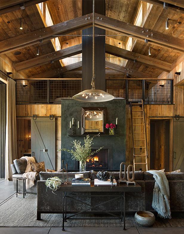 decordemon wooden dream cabin in the woods by jennifer. Black Bedroom Furniture Sets. Home Design Ideas