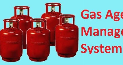 Gas Agency Management System Free Students Project