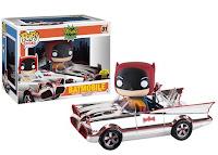 Pop! Rides: '66 Chrome Batmobile (Toy Tokyo LE).