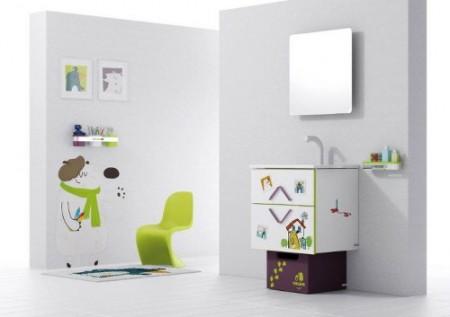 Marzua muebles de ba o para ni os de sonia - Muebles de bano para ninos ...
