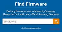 Flash Stock ROM Samsung GALAXY J1 (2016) SM-J120F