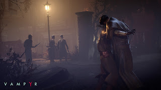 VAMPYR pc game wallpapers|screenshots|images