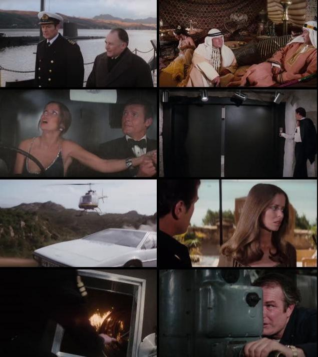The Spy Who Loved Me 1977 Hindi Dual Audio BluRay 480p