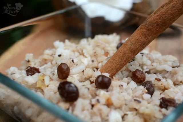 Arroz con coco colombiano recetas latinoamericanas 03