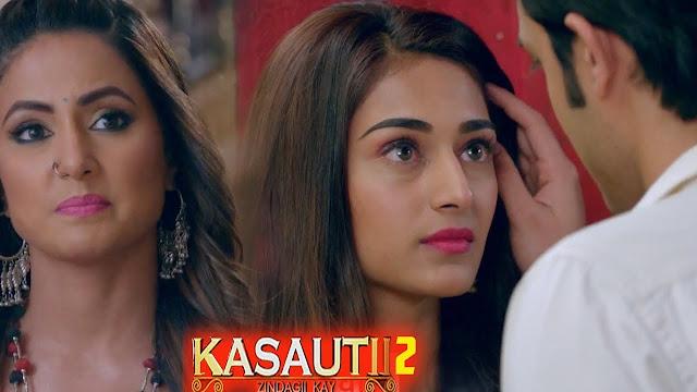 Spoiler Alert : Nivedita settle scores with Prerna sharing good news in Kasauti Zindagi Ki 2
