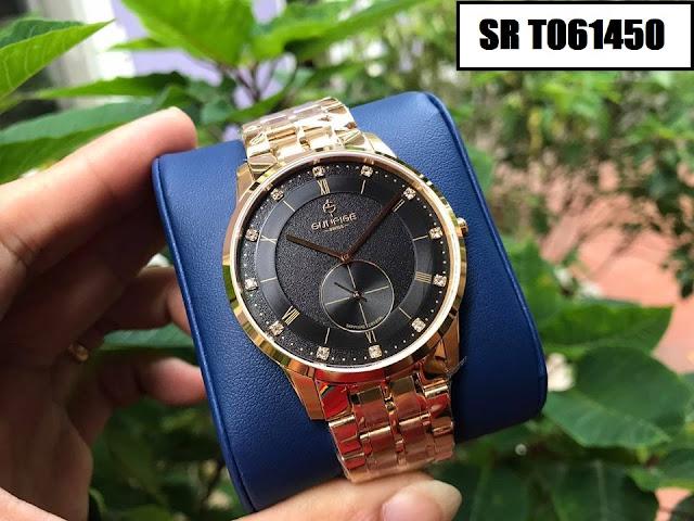 Đồng hồ nam Sunrise T061450