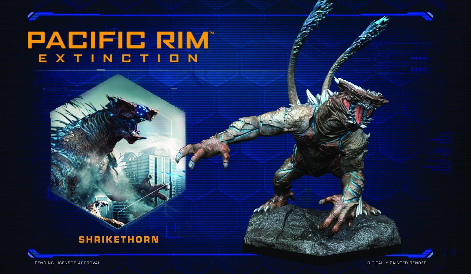 Pacific Rim Extinction Tabletop Miniature Game - Faeit 212 ... Pacific Rim
