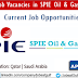 Job Vacancies in SPIE Oil & Gas Services