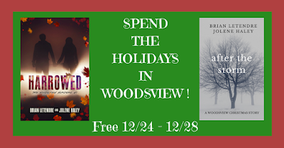 Come Spend the Holidays in Woodsview, Massachusetts!