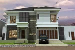 review desain rumah minimalis type 42 ukuran 6x12 - godean
