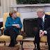 Ο Τραμπ συναντά την Μέρκελ: Καθοριστική στιγμή για ΗΠΑ-Γερμανία