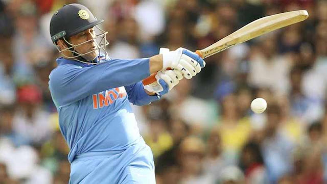 MS Dhoni Becomes Fifth Indian To Score 10,000 ODI Runs