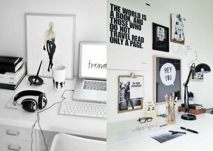 Home Office Inspiration | Bethany Georgina