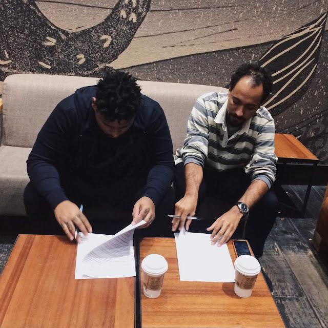 O rapper Marcão Baixada assina com o selo Mondé e lança remix oficial de Raffa Moreira
