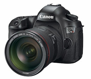 Canon EOS 5Ds R Full Frame DSLR