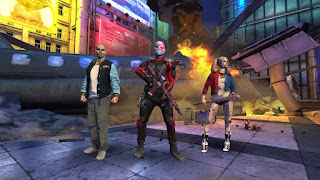 Suicide Squad Spesial Ops MOD APK