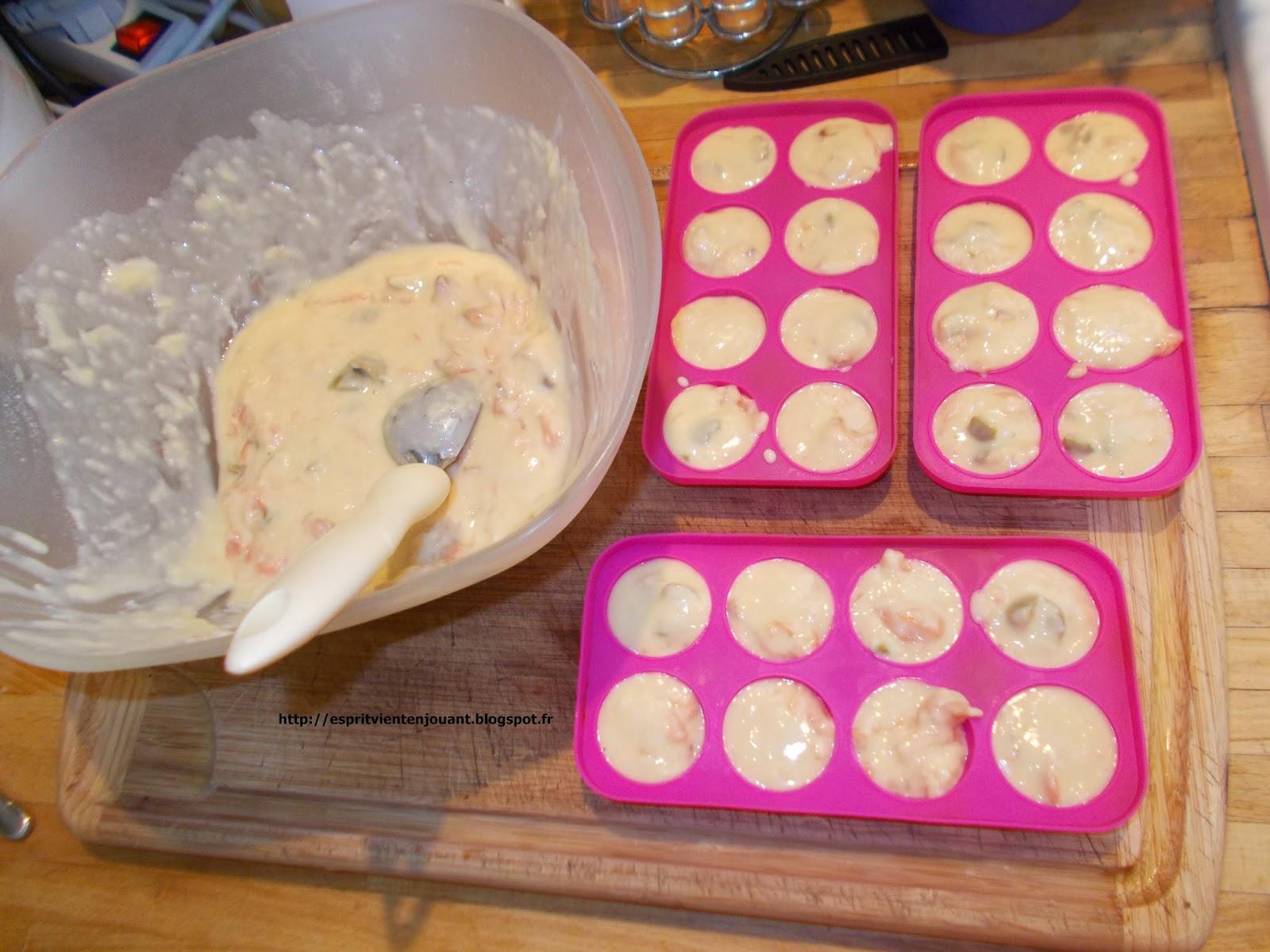 Pop Cake Sal Ef Bf Bd Fromage Frais