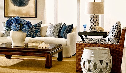 Eclectic Design Living Room