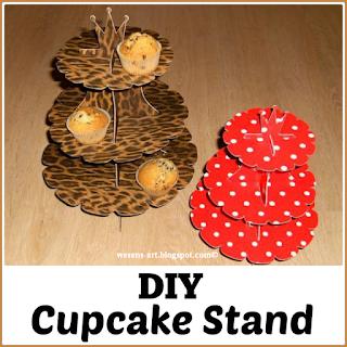 CupcakeStand wesens-art.blogspot.com