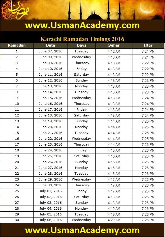 Ramadan Calendar 2019 for Philadelphia (Pennsylvania, US ...