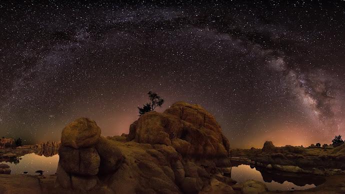 Wallpaper: Milky Way 2014