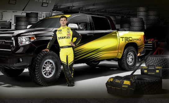 Build Your Toyota Tundra Sweepstakes