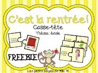 https://www.teacherspayteachers.com/Product/Cest-la-rentre-Casse-tte-Back-to-School-Puzzle-2038558