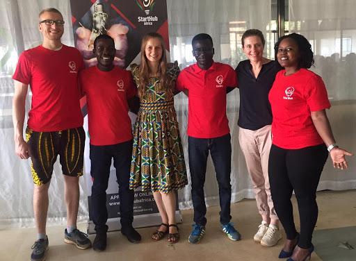 Anja Schelling-Lembke und ihr Einsatz in Uganda