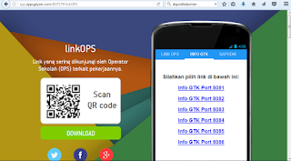 aplikasi android link ops