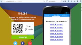 aplikasi android link ops