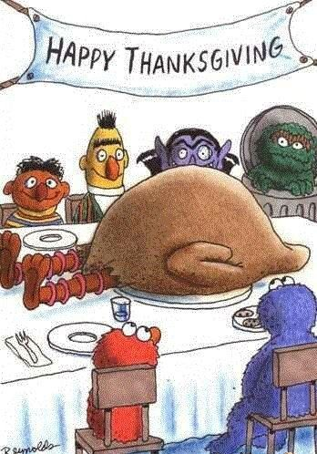 Inappropriate Thanksgiving Memes 2018